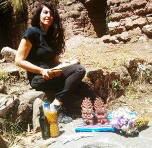 Merav Tabaquera - Outdoor Ceremony